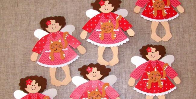 Lavoretti Festa Di Natale.Lavoretti Di Natale Per Bambini