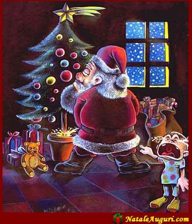 Auguri Di Natale Video Divertenti.Vignette Umoristiche Di Natale