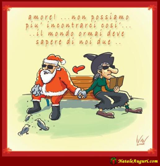 Biglietti Di Natale Divertenti.Vignette Umoristiche Di Natale